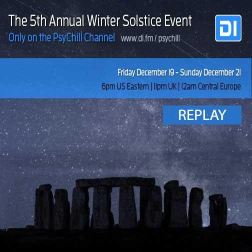 Replay Winter Solstice 2014 by DI.FM PsyChill Radio